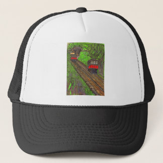 World Famous Inclines Trucker Hat