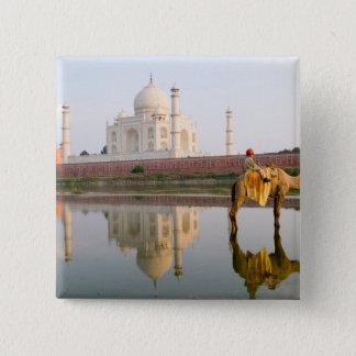 World famous Taj Mahal temple burial site at Button