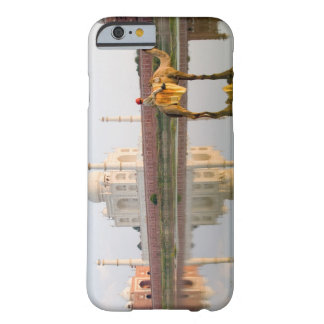 World famous Taj Mahal temple burial site at Barely There iPhone 6 Case