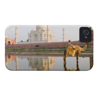 World famous Taj Mahal temple burial site at iPhone 4 Case-Mate Cases