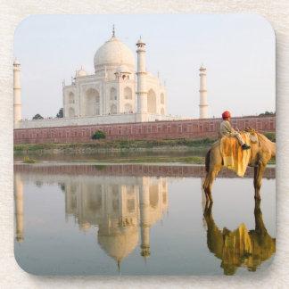 World famous Taj Mahal temple burial site at Coaster