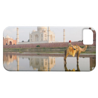World famous Taj Mahal temple burial site at iPhone SE/5/5s Case