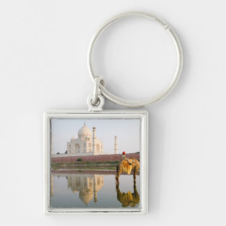 World famous Taj Mahal temple burial site at Keychain
