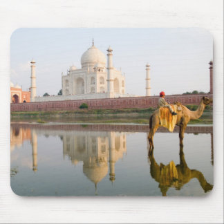 World famous Taj Mahal temple burial site at Mouse Pad
