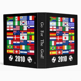 World Flags 2010 Binder