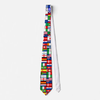World Flags 2010 Tie