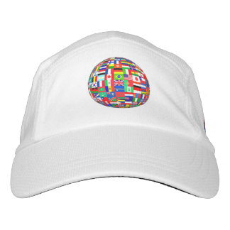 WORLD FLAGS HAT