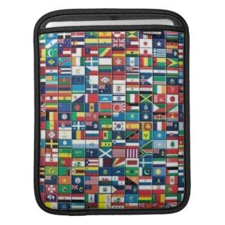 World Flags iPad Sleeve