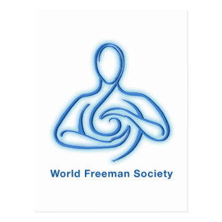 World Freeman Society Postcard
