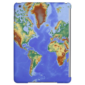 World Geographic International Map Cover For iPad Air