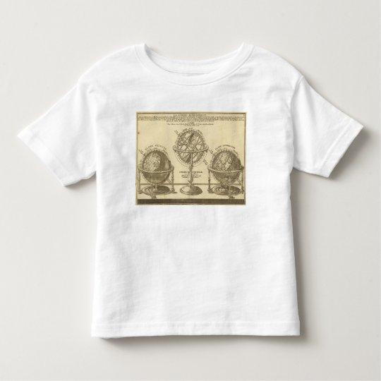 World Globe Toddler T-shirt