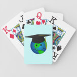World Graduate Playing Cards