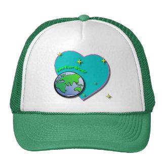 World Heart Trucker Hat