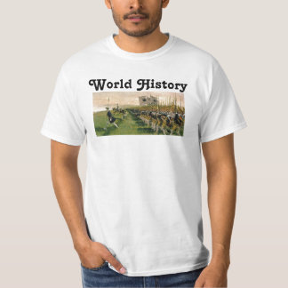World History T-Shirt