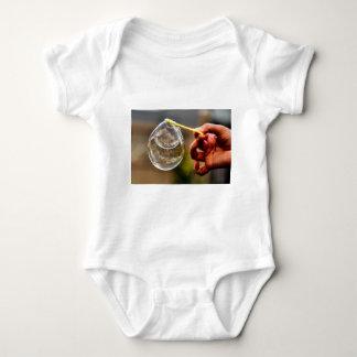 World in a Bubble Baby Bodysuit