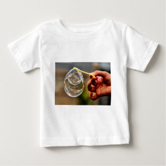 World in a Bubble Baby T-Shirt