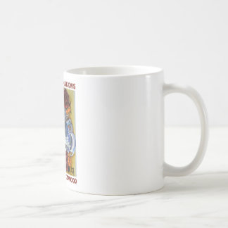 World in Shadows logo by Chelsea Holloway Coffee Mug