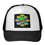 World is Addicted to . . . Trucker Hats