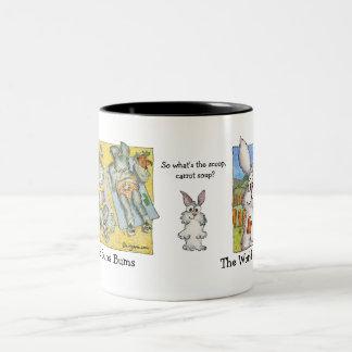 World is My Carrot Personalized Mug