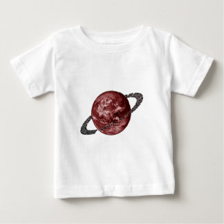 World is yours (red) tee shirt