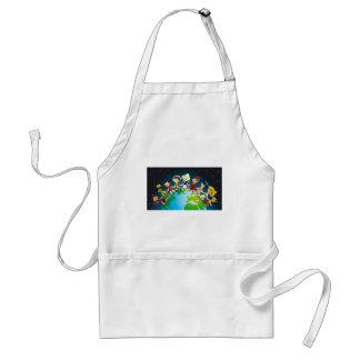 World kidz adult apron