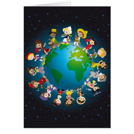World kidz card