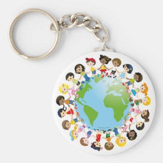World kidz keychain