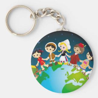 World kidz key chains
