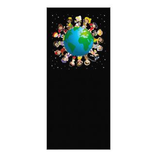World Kidz Rack Card