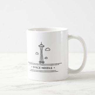 World Landmark: Space Needle Coffee Mug