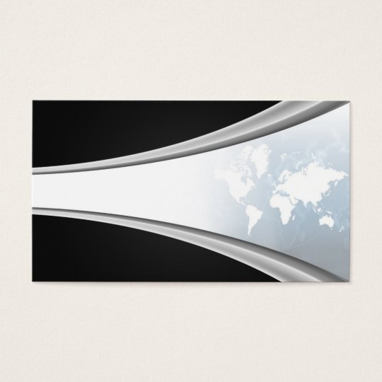 World Leader Business Card