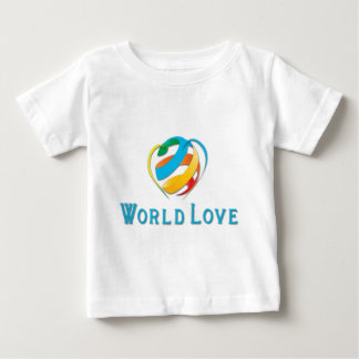 World Love 2016 Collection Baby T-Shirt
