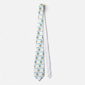 World Love 2016 Collection Neck Tie