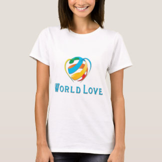 World Love 2016 Collection T-Shirt