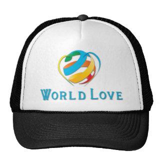 World Love 2016 Collection Trucker Hat