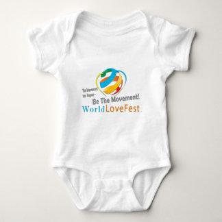 World Love Fest T- Shirt