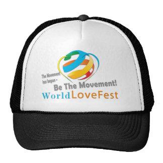 World Love Fest T-Shirt Trucker Hat