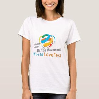World Love Fest T-Shirts