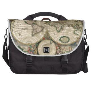 World Map1689 Laptop Bag