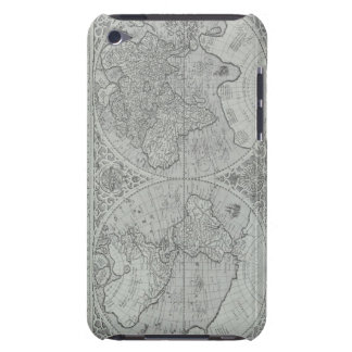 World Map 10 iPod Touch Cover