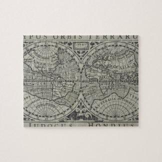 World Map 14 Jigsaw Puzzle