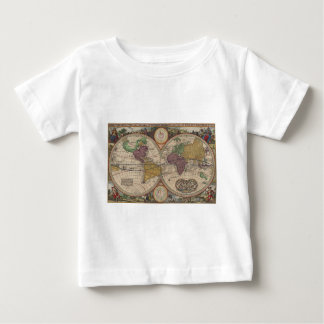 World Map 1657 T-shirt