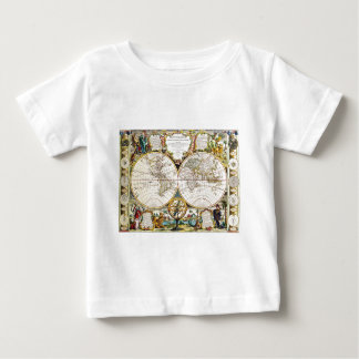 World Map 1755 Tee Shirt