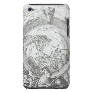 World Map 2 Barely There iPod Cover
