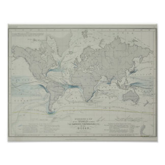 World Map 4 Poster