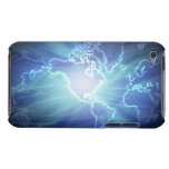 World Map 6 iPod Touch Case