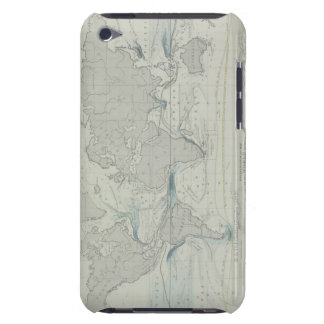World Map 7 iPod Touch Cover