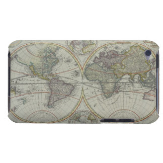 World Map 8 iPod Touch Case