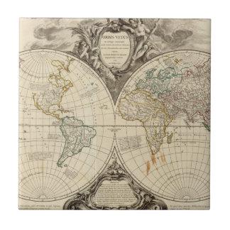 World Map 8 Tile