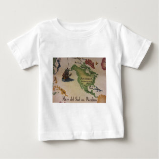 World Map - America Shirt